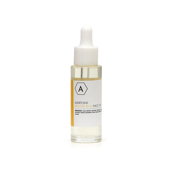Brightening Face Oil