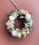 Load image into Gallery viewer, Mini dried Christmas Wreaths