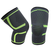 Load image into Gallery viewer, Knee Brace - Compression Sleeve with Patella Stabilizer Straps