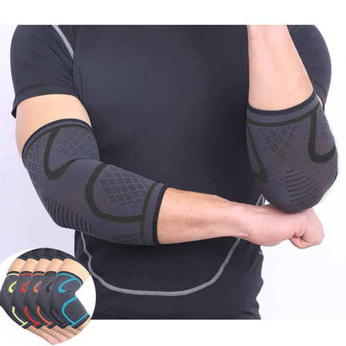 Best Elbow Compression Sleeve Available In Multiple Colors.