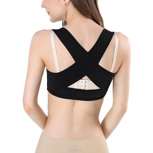 Women's Back Support & Posture Corrector Brace