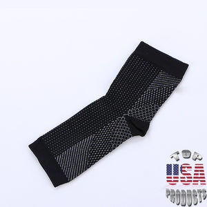 Open Toe Plantar Fasciitis Compression Socks
