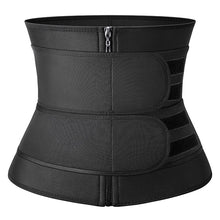 Load image into Gallery viewer, Waist Trainer - Neoprene Body Shaper Waist Training Corset with Waist Clincher Belt