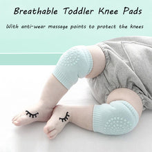 Load image into Gallery viewer, Baby Knee Pads - Crawling Knee Pads for Baby Infant Toddler by Hidetex (5 Pairs)