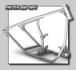 Model 2 frame (Chopper)