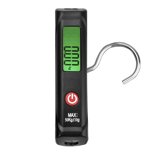 50kg LCD PortableTravel Luggage Scale
