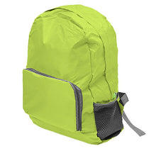 Outdoor Folding Travel Waterproof Nylon Backpack