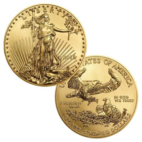 US Gold Eagles