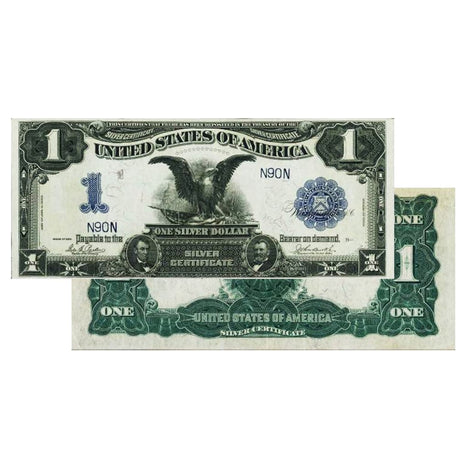 $1 - 1899 Black Eagle Silver Certificate - Uncirculated