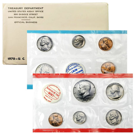1970 US Mint Set