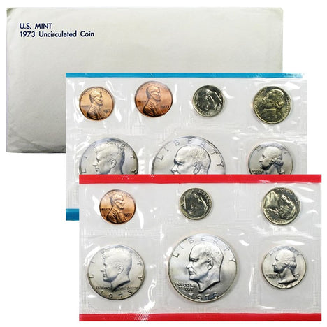 1973 US Mint Set