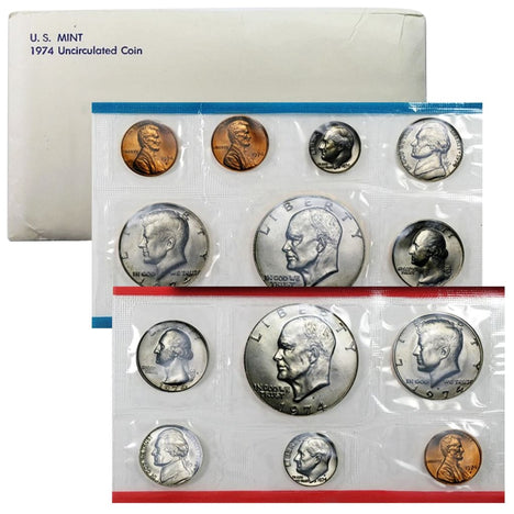 1974 US Mint Set