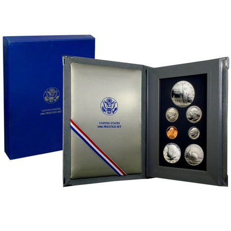 1986 US Mint Prestige Set