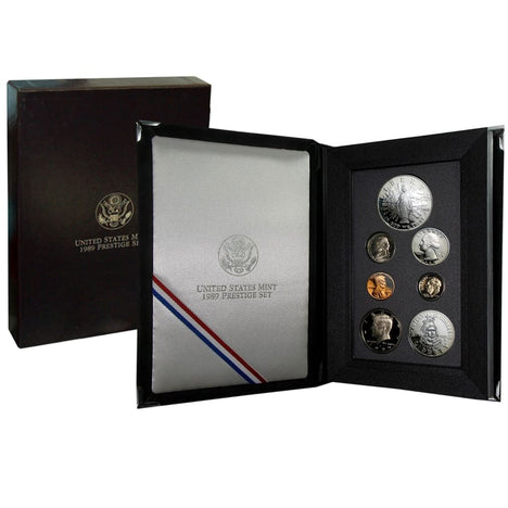 1989 US Mint Prestige Set