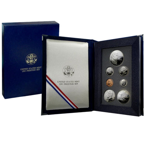 1993 US Mint Prestige Set