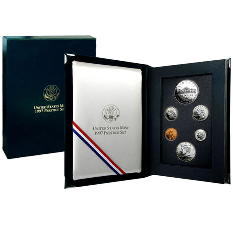 1997 US Mint Prestige Set