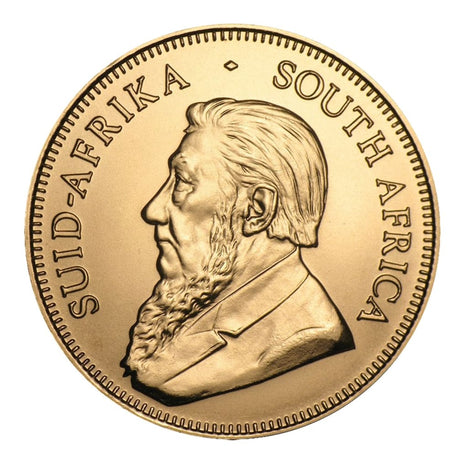 .999 1/10 Ounce Gold South African Krugerrand