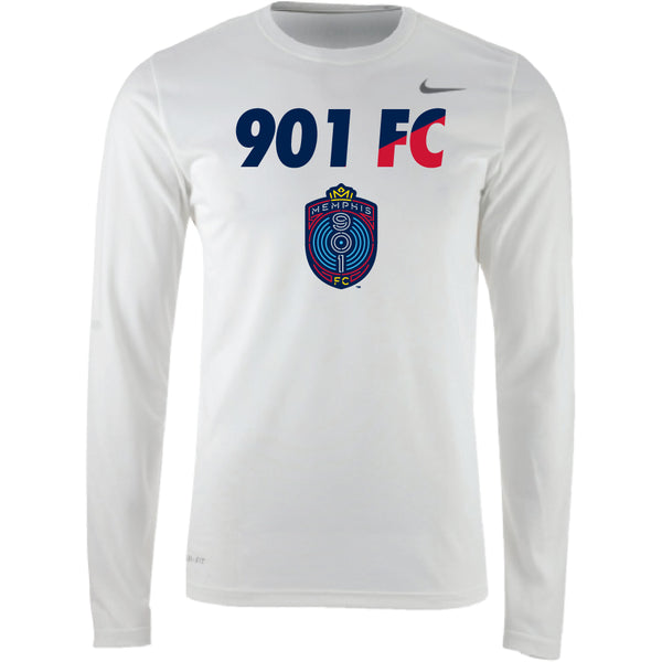 Memphis 901 FC Nike Dri Fit Long Sleeve