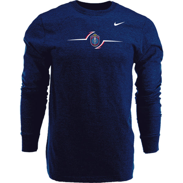 Memphis 901 FC Nike Long Sleeve Tee (ONLINE ONLY)