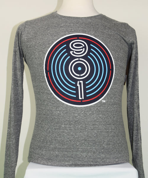 Women's Long-Sleeve Record T-Shirt