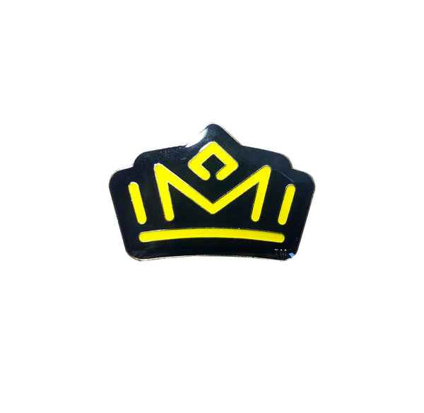 FC Crown Lapel Pin