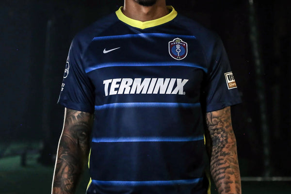 Memphis 901 FC 2020 Youth Home Jersey