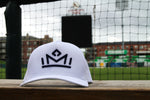 Memphis 901 FC Crown White Trucker Cap