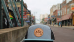 Memphis 901 FC Crown Leather Patch Snapback