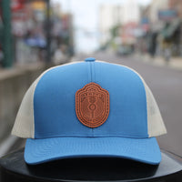 Memphis 901 FC Crest Leather Patch Snapback