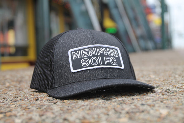Memphis 901 FC  Wordmark Patch Flexfit
