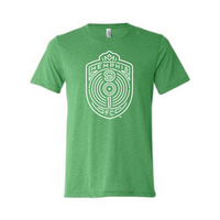 Memphis 901 FC Youth Green Tee