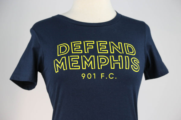 FC Tee Lady Navy Defend Memphis