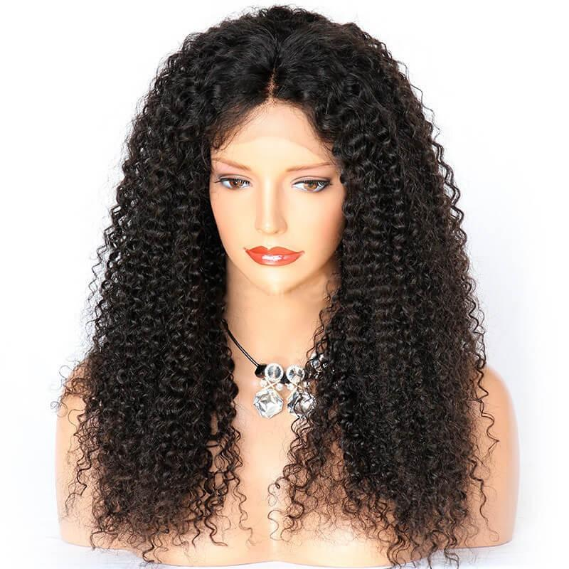 Curly Brazilian Hair Wig - Demyhair