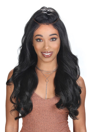 Zury Sis Lace Closure Wig BEYOND MP LACE H FAB Wig