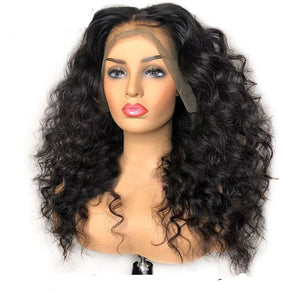 Loose Wave Brazilian Human Hair Wig 180 Density Demyhair