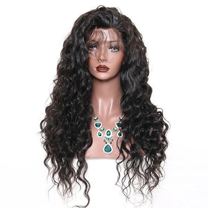 Loose Wave Brazilian Human Hair Wig 250% Demyhair