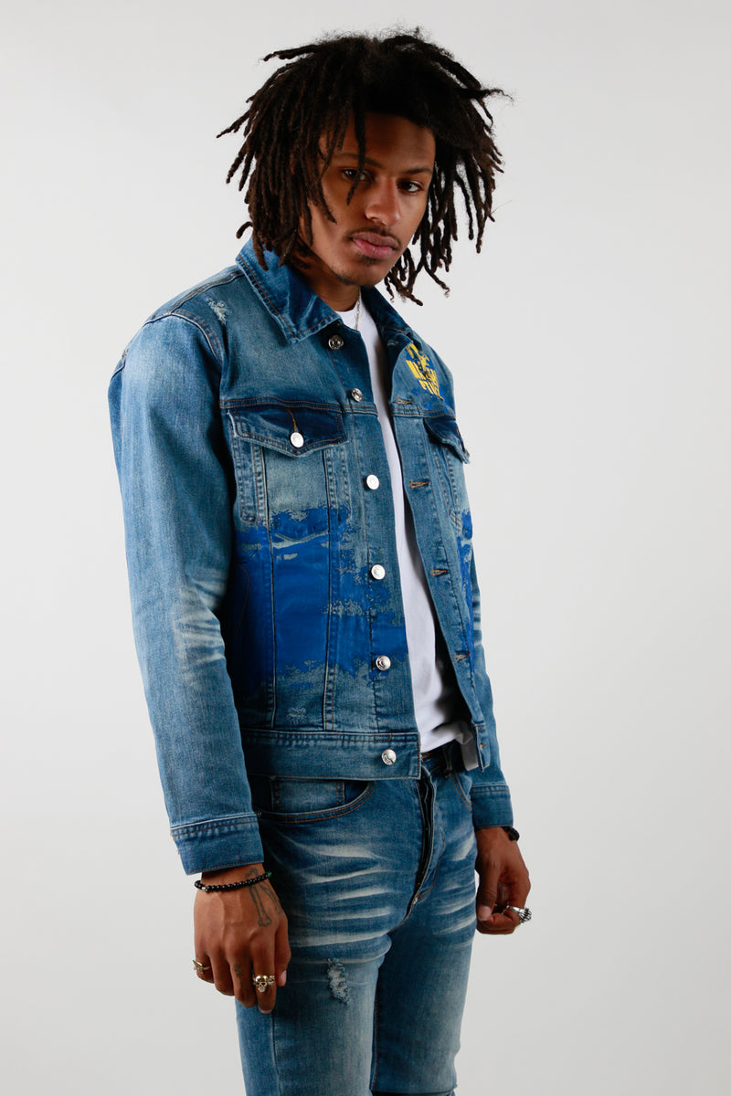 REAPER DENIM JACKET LIGHT