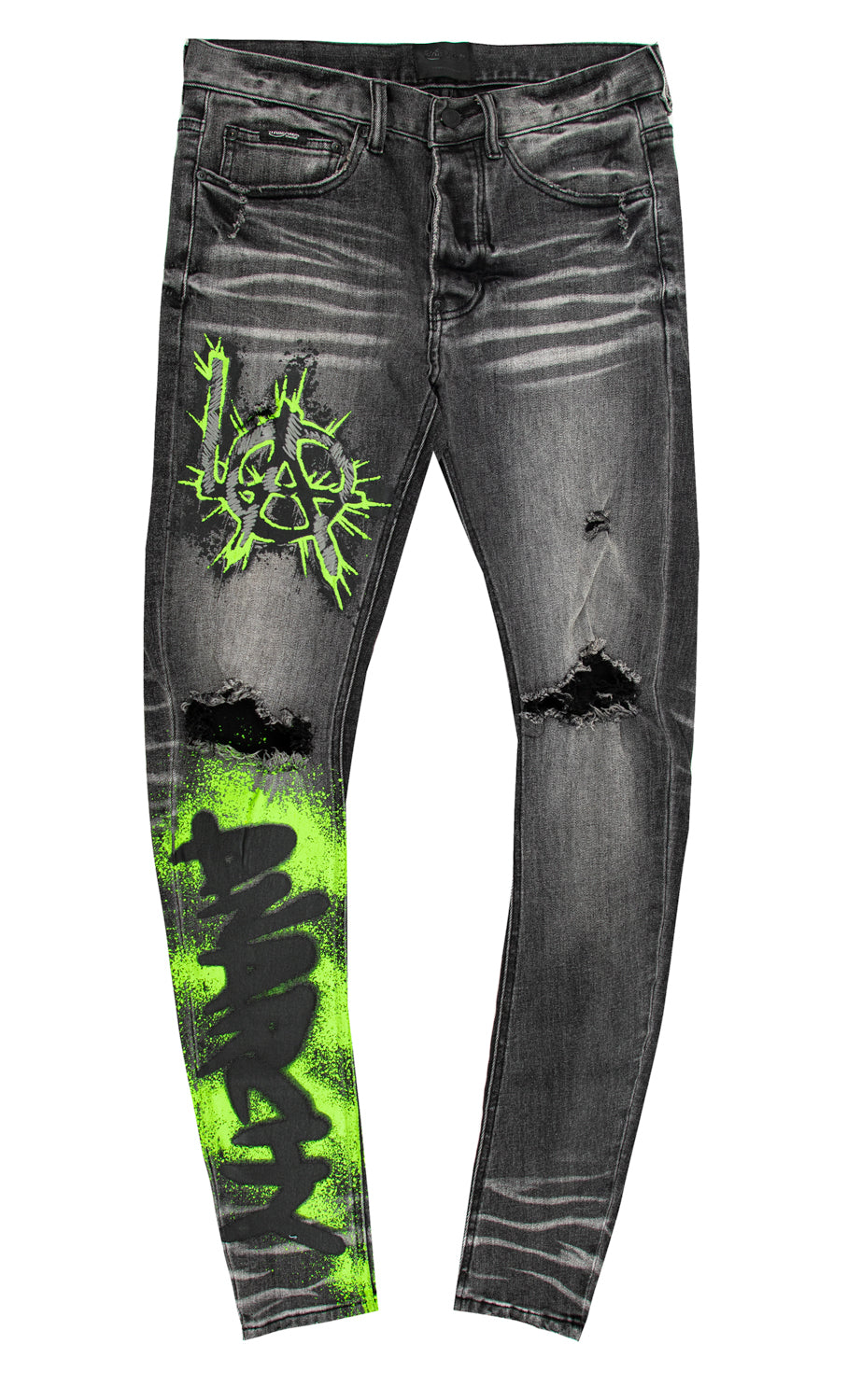 ANARCHY PANT DARK
