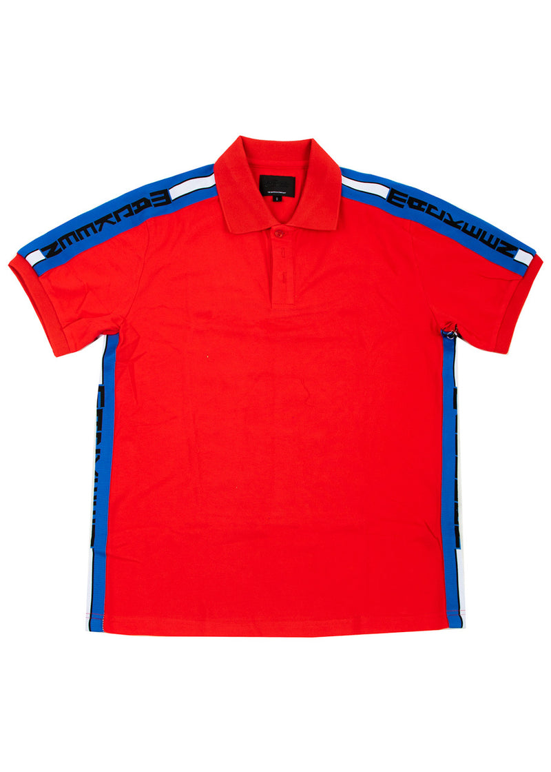 CLAY POLO RED