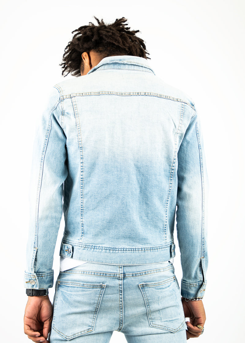 RON JACKET BLUE