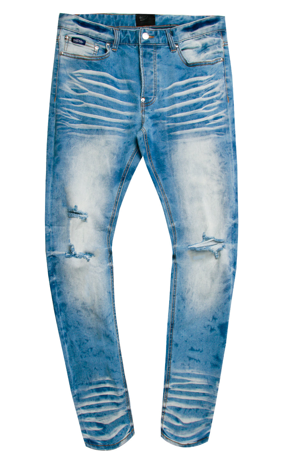 KENNY BLUE DENIM PANT