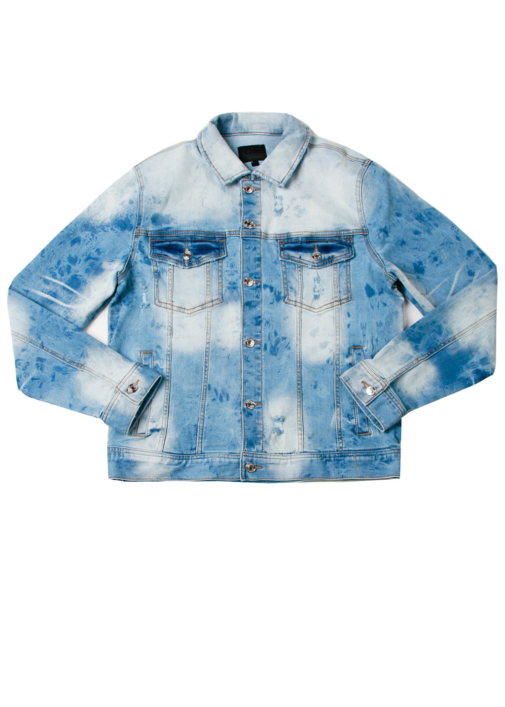 KENNY BLUE DENIM JACKET