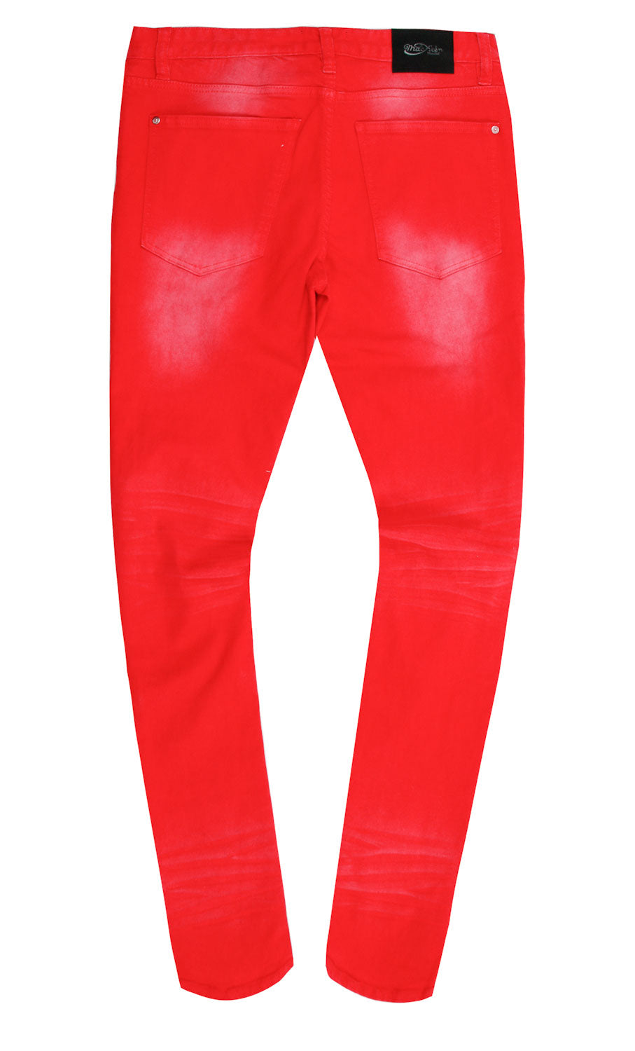 QUENTIN RED PANT