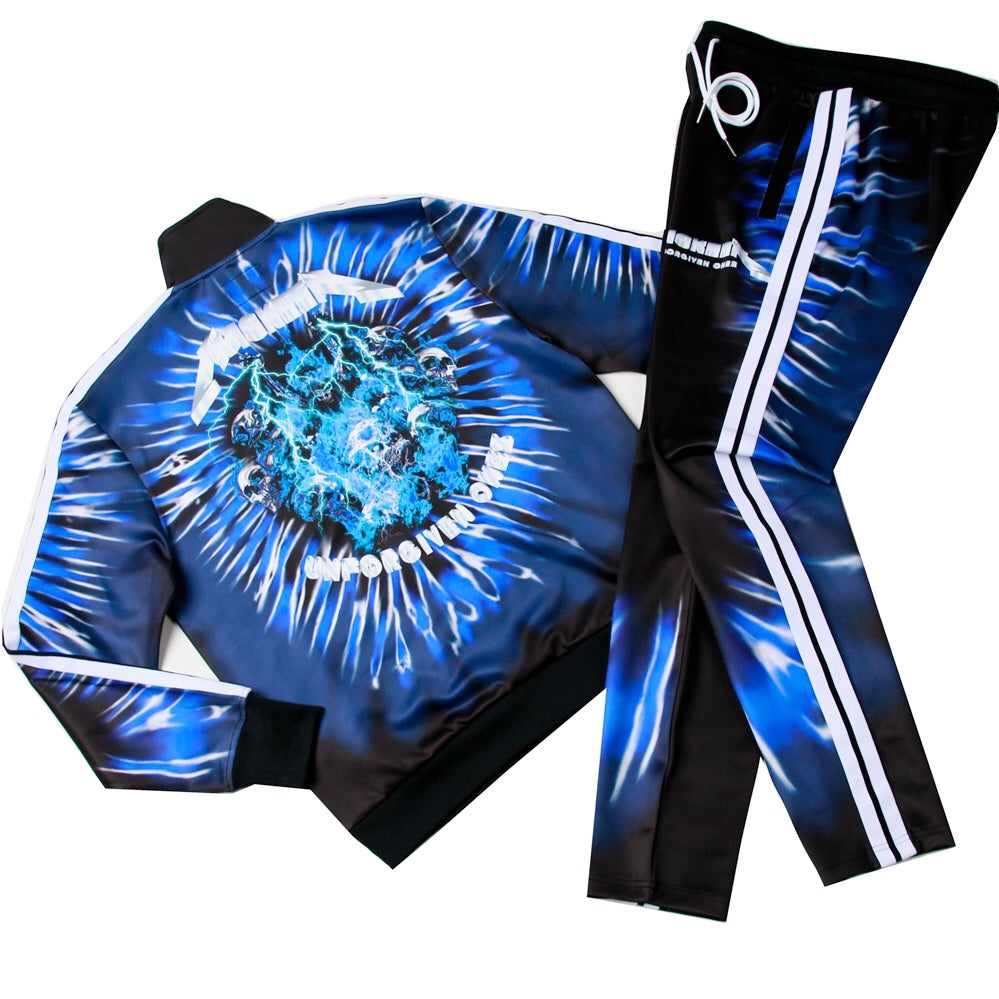 HELLSENT TRACK SET BLUE/BLACK
