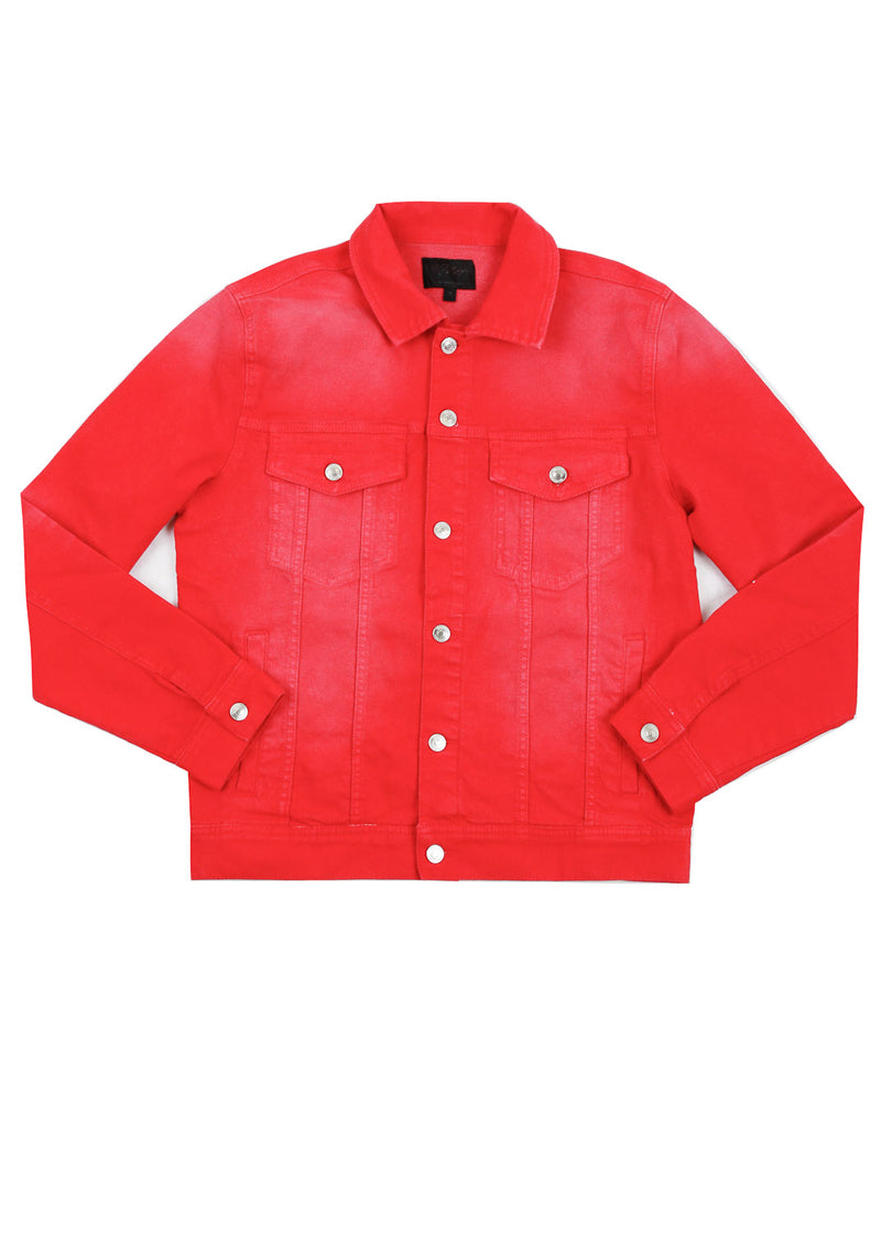 QUENTIN RED JACKET