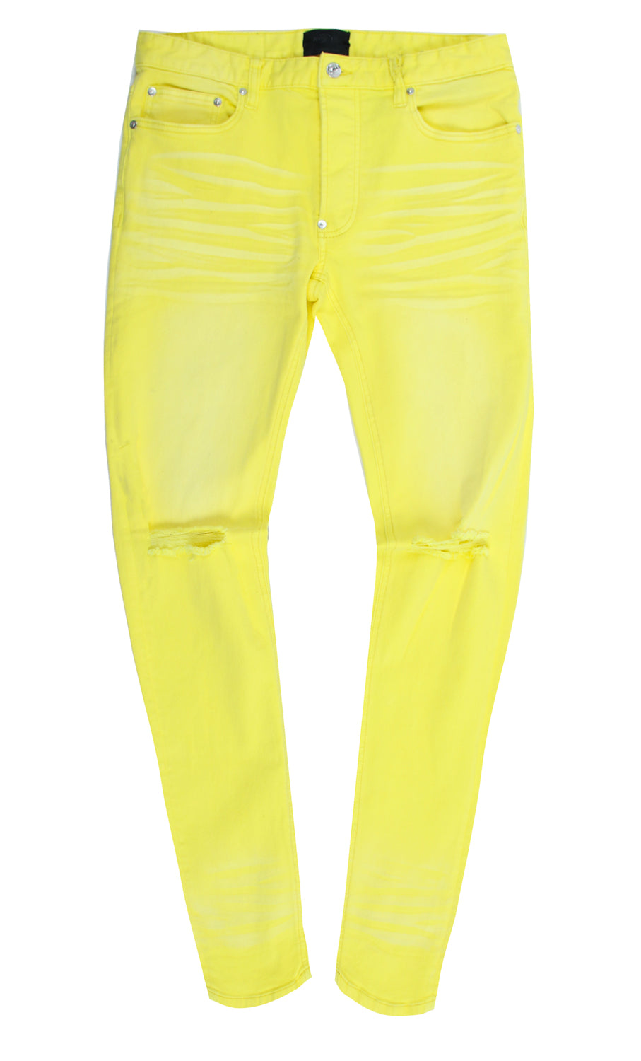 QUENTIN YELLOW PANT