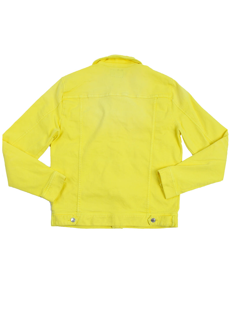 QUENTIN YELLOW JACKET