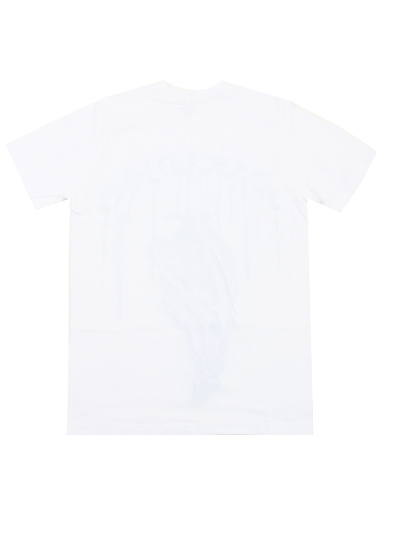 HEARTLESS TEE WHITE