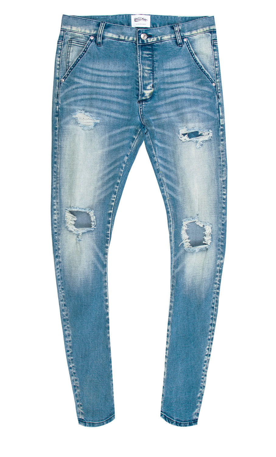 DILAN DISTRESSED DENIM