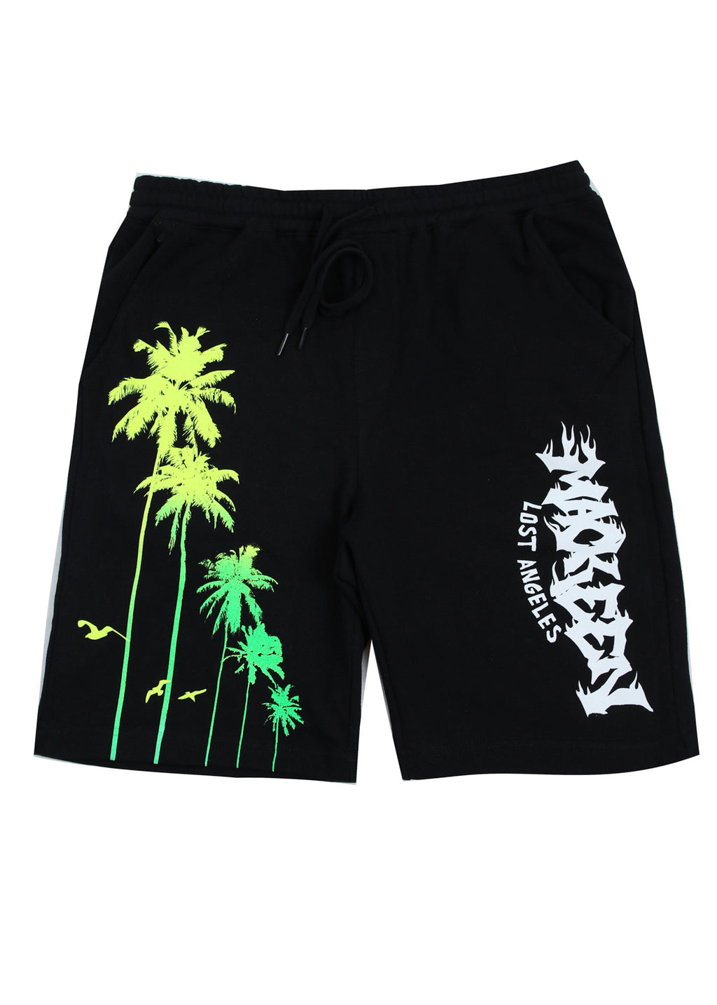 PALMS SHORT BLACK